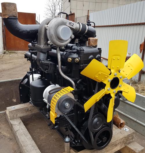 Двигатель ММЗ Д 260
